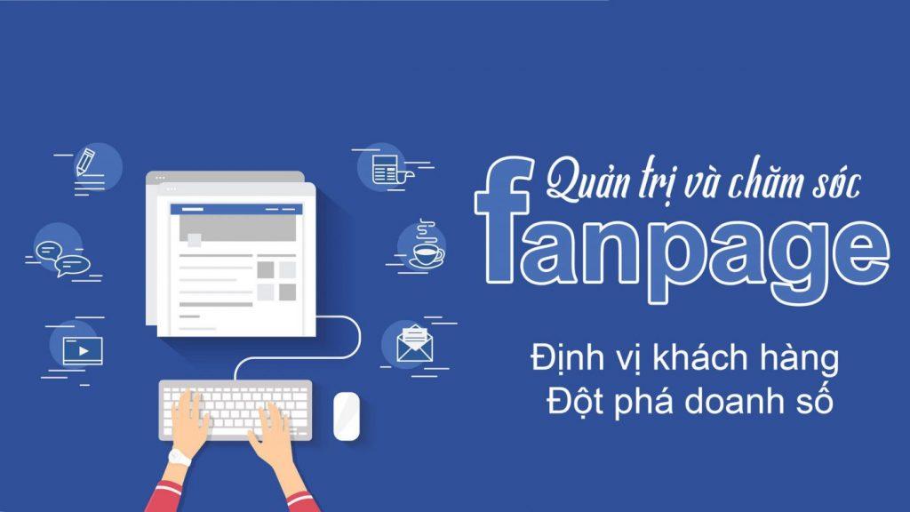 chăm sóc nội dung Fanpage