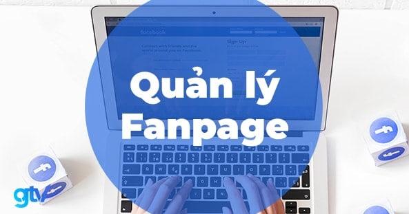 Dịch vụ quản trị fanpage