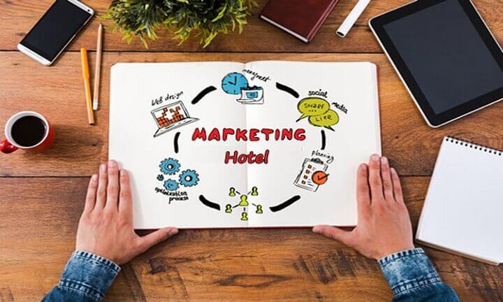 marketing online nhà hàng khách sạn